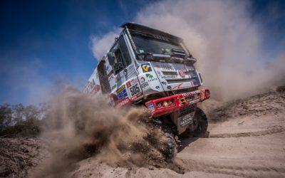 Nejtěžší noc na Dakaru