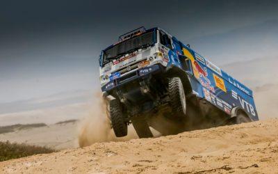 Rallye Dakar je přerušena