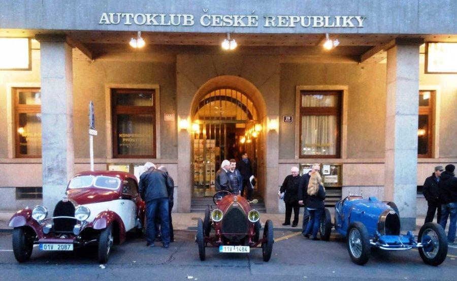 Přehled motoristických událostí v Česku