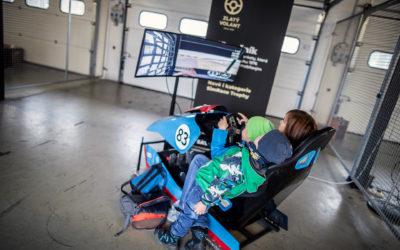 O Zlatý volant může nyní díky kategorii SimRace Trophy zabojovat každý!