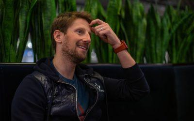 Grosjean je rád, že banku vyměnil za formuli 1. Rychlý kuchař chce zkusit i Dakar