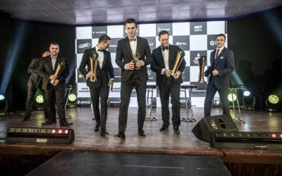 Anketa Zlatý volant zveřejňuje finalisty všech sportovních kategorií